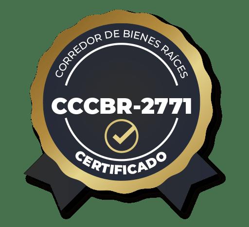 corrredor bienes raices certificado 1